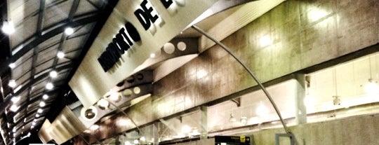 Aeroporto de Londrina / Governador José Richa (LDB) is one of Tempat yang Disukai Alcindo.