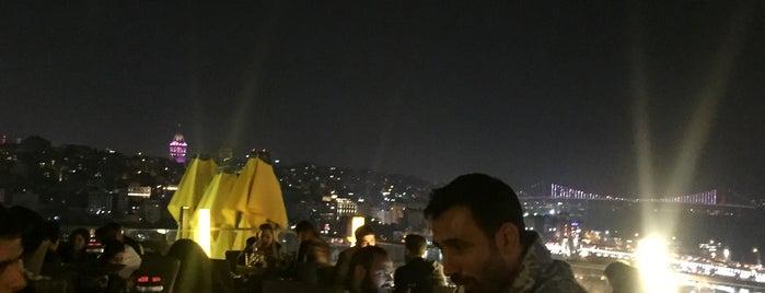 Arya Lounge is one of Posti che sono piaciuti a Omer Faruk.