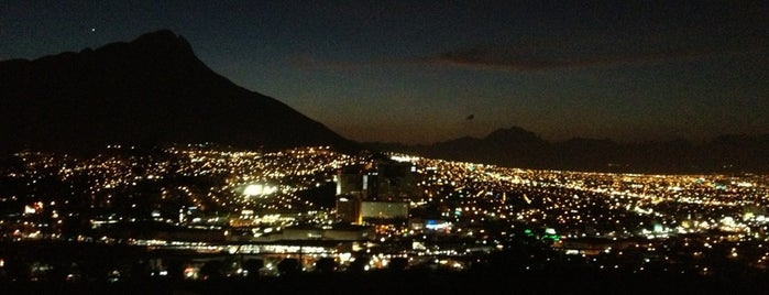 Mirador del Obispado is one of Monterrey.