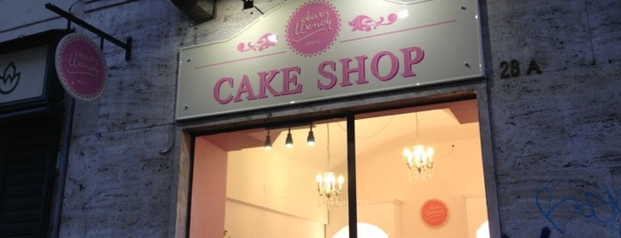 Dear Wendy - Sweets is one of Orte, die Essepunto gefallen.