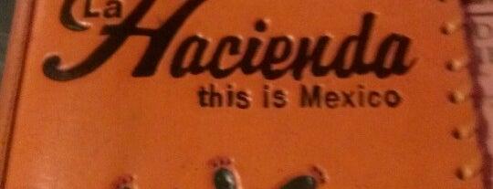 La Hacienda is one of South Atlanta.
