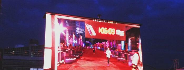 Samsung Galaxy S7 Night Run is one of Anton : понравившиеся места.