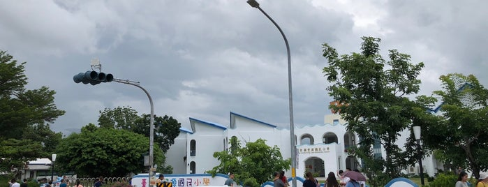豐源國小 is one of Taitung 台東.