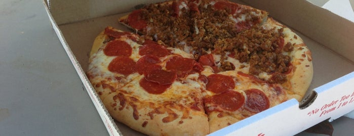 Everybody's Pizza is one of Atlanta Restaurants.