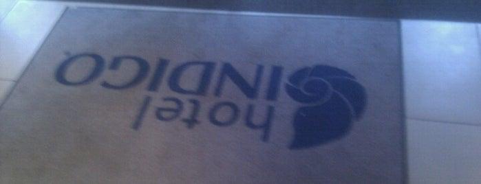 Hotel Indigo Glasgow is one of Glasgow.
