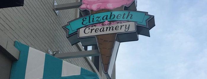 Elizabeth Creamery is one of Lugares favoritos de Sara.