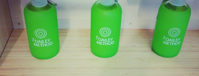 The Dailey Method is one of Locais curtidos por Melissa.