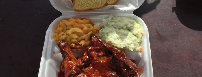 D&D's BBQ is one of Wordbending.com's Little Known Atlanta Gems.
