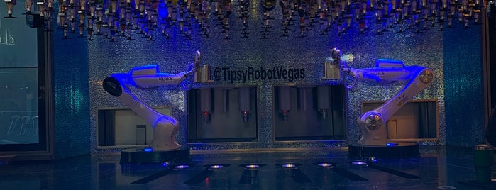 Tipsy Robot is one of Vegas, Baby, Vegas.
