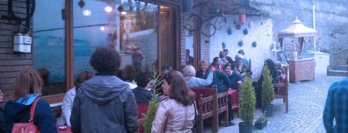 Beylerbeyi Cadı Kazanı Cafe is one of yap..