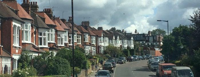 Hornsey is one of London's Neighbourhoods & Boroughs.