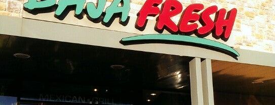 Baja Fresh is one of IS : понравившиеся места.