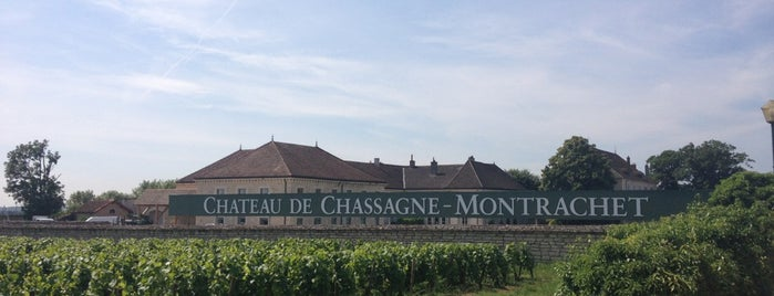 Chassagne-Montrachet is one of Vin.