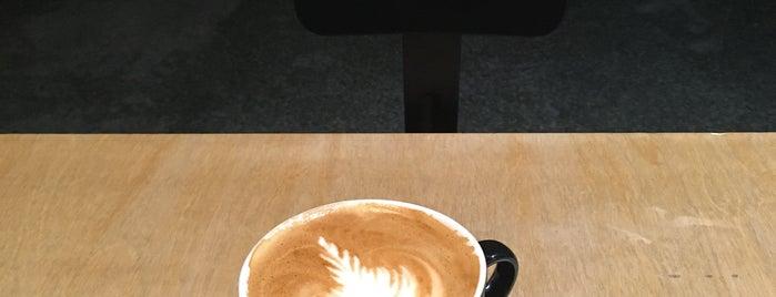 Cafe de la Troisième is one of Montreal Indie Coffee Passport 2017.