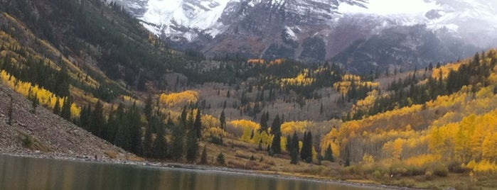 Maroon Bells Guide & Outfitters is one of Colorado Roadtrip.