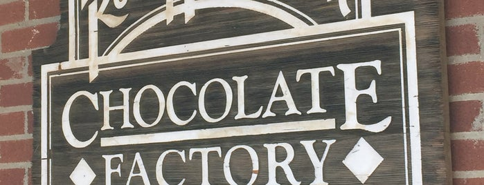 Rocky Mountain Chocolate Factory is one of Colette : понравившиеся места.