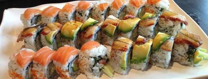 Sushi St-Denis is one of Lieux sauvegardés par Ike.