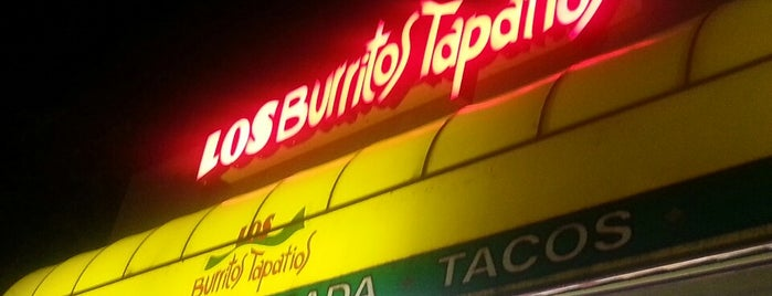 Los Burritos Tapatios is one of Karem 님이 좋아한 장소.
