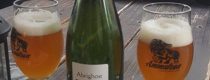 Ammutsøn is one of Craft Beer Europe.