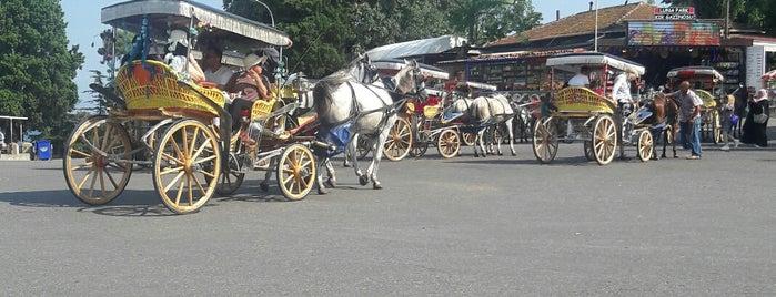 BüyükAda Maliye Sosyal Tesisleri is one of Tempat yang Disimpan ibrahim.