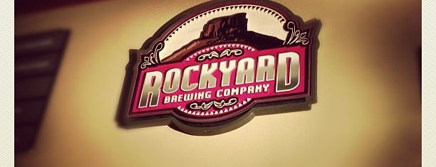 Rockyard American Grill & Brewing Company is one of Colorado Breweries.