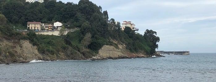 Playa de Lastres is one of Asturias.