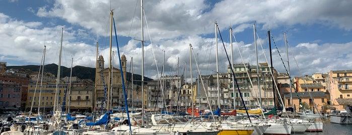 Port de Bastia is one of Haute-Corse.