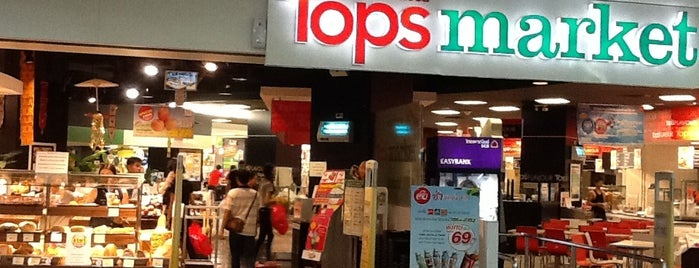 Tops Market is one of Dannyさんのお気に入りスポット.