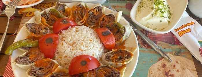 İntiba Döner is one of Posti che sono piaciuti a Evrim.
