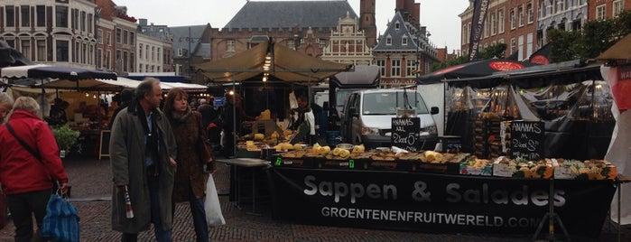 Haarlemse Zaterdag Markt is one of أمستردام.