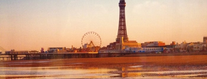 Blackpool Tower is one of Posti che sono piaciuti a Carl.
