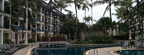 Swissôtel Resort Phuket is one of Chuck : понравившиеся места.
