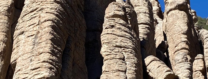 Chiricahua National Monument is one of USA new.