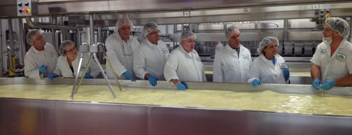 Grafton Village Cheesemaking Plant is one of Vermont Cheese Trail.