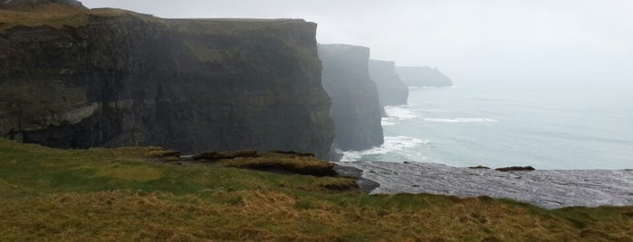 Cliffs of Moher is one of Gordin's Guide to Ireland.