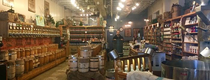 Allegheny Coffee & Tea Exchange is one of Orte, die Faithy gefallen.