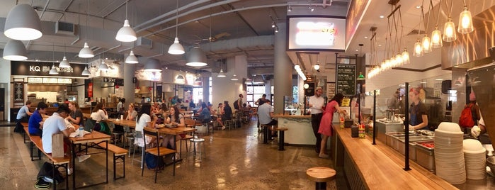 Franklin's Table Food Hall is one of Restaurants.