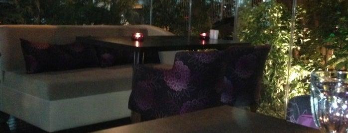 Monange Lounge is one of Istanbul to go.