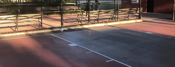 Hamilton Metz Field is one of Where to play ball — Public Courts.