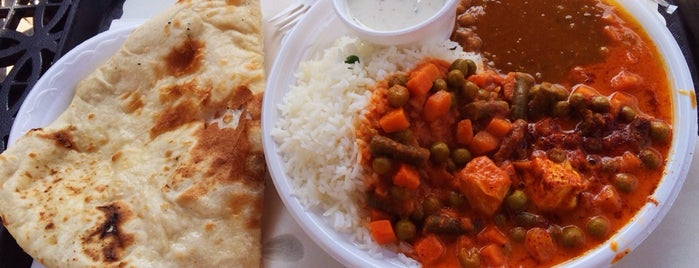 Tandoor Indian Cuisine is one of TheDL 님이 좋아한 장소.