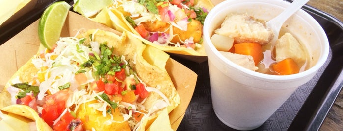 Oscar's Mexican Seafood is one of SD To-Do.