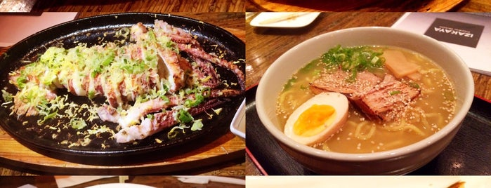Izakaya Pacific Beach is one of Lugares favoritos de Hiroshi ♛.