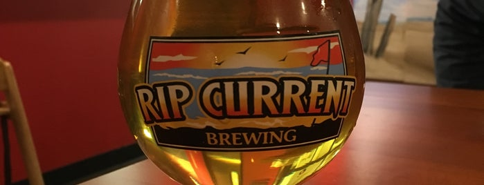 Rip Current Brewing is one of San Diego To-Do List.
