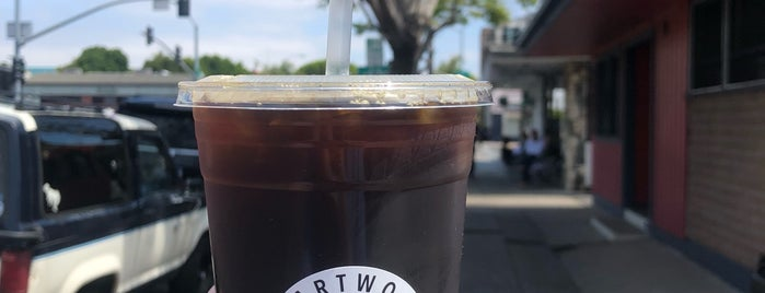 Heartwork Coffee Bar is one of Posti salvati di Glendean.