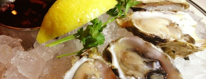 The Oceanaire Seafood Room is one of San Diego Wish List.