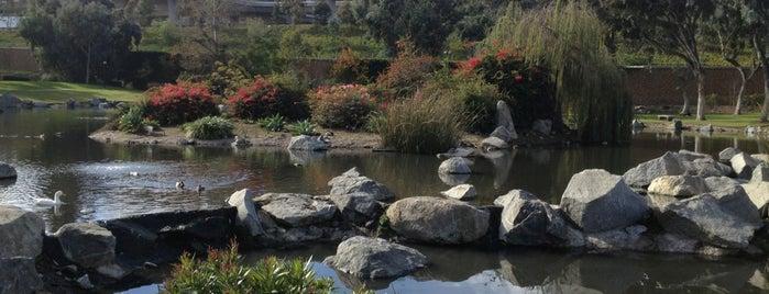 Webb Park is one of LA.