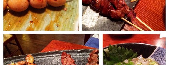 Yokohama Yakitori Koubou is one of Skewer Joints!.