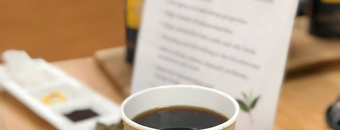Tea Gallerie is one of Kimberly'in Kaydettiği Mekanlar.