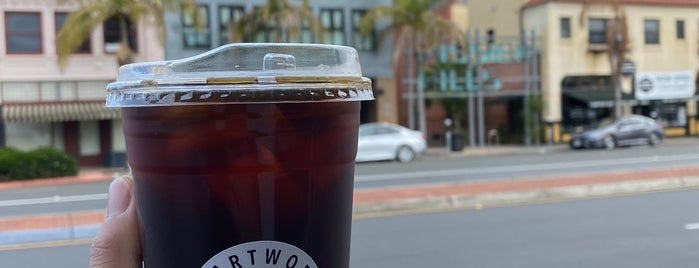 Heartwork Coffee Bar is one of San Diego.