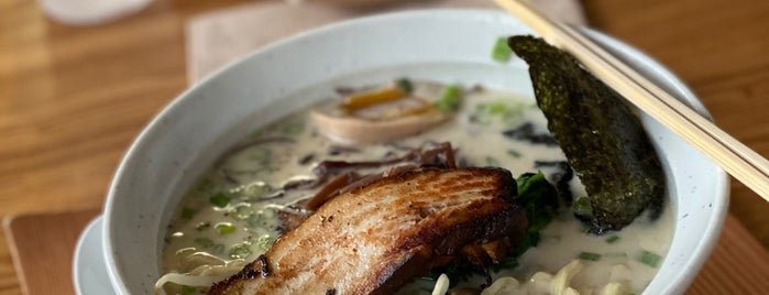 HiroNori Craft Ramen is one of San Diego.
